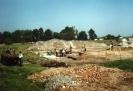 Budowa nowego kościoła - lata 2002-2003