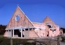 Budowa nowego kościoła - lata 2003-2004