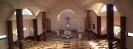Wnętrze kościoła po Sumie Odpustowej w 2011 roku